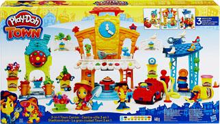 Abbildung des Angebots Hasbro Play-Doh-Town Stadtzentrum