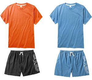 Abbildung des Angebots Herren-Shorty-Pyjama