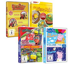 Abbildung des Angebots Kinder-DVD-Box