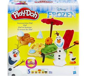 Abbildung des Angebots Play-Doh Knet-Set »Olaf im Sommer«