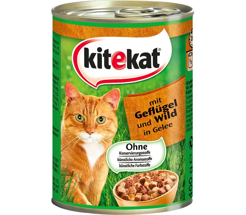 Abbildung des Angebots Kitekat Katzennahrung