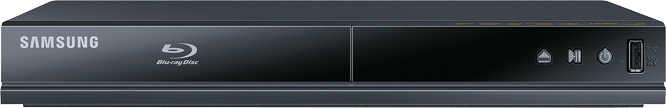 Blu-ray-Player Samsung BD-J4500