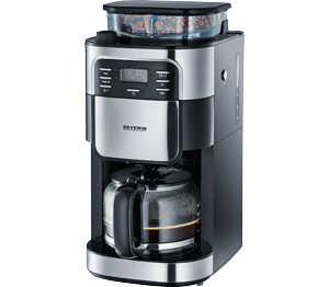 Abbildung des Angebots SEVERIN Kaffeemaschine mit Mahlwerk »KA9943«