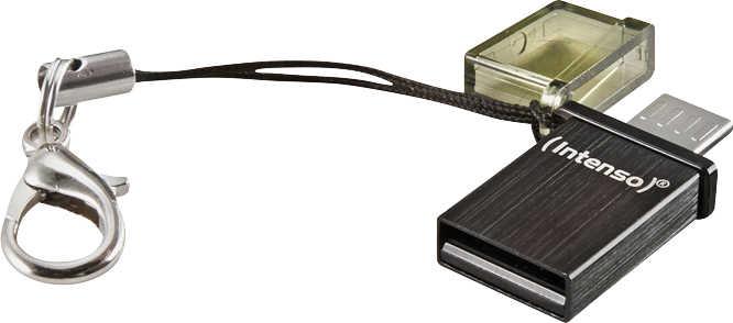 2-in-1-USB-Stick OTG Intenso Mini Mobile Line