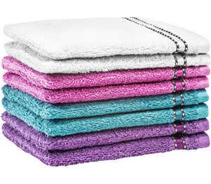Abbildung des Angebots Frottier-Waschhandschuhe