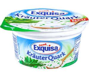 Abbildung des Angebots Exquisa Kräuter-Quark