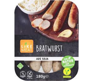 Abbildung des Angebots Like Meat Bratwurst