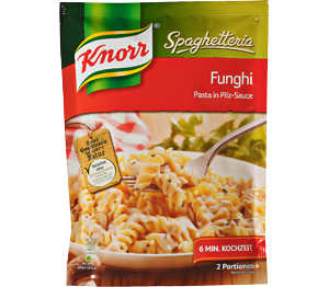 Abbildung des Angebots Knorr Spaghetteria Pasta-Gerichte