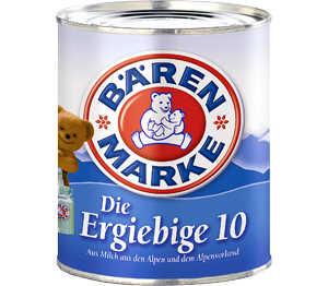 Abbildung des Angebots Bärenmarke Die Ergiebige 10