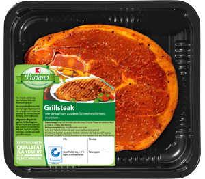 Abbildung des Angebots K-Purland XXL-Grillsteak mar.