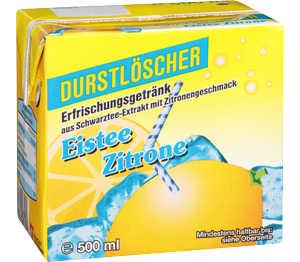 Abbildung des Angebots Durstlöscher Eistee