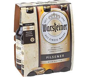 Abbildung des Angebots Warsteiner Pilsener
