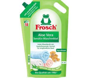 Abbildung des Angebots Frosch Flüssig-Waschmittel