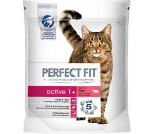 Abbildung des Angebots Perfect Fit Active Katzenfutter