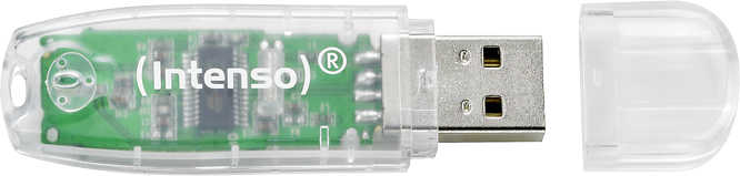 USB-Stick Intenso Rainbow Line