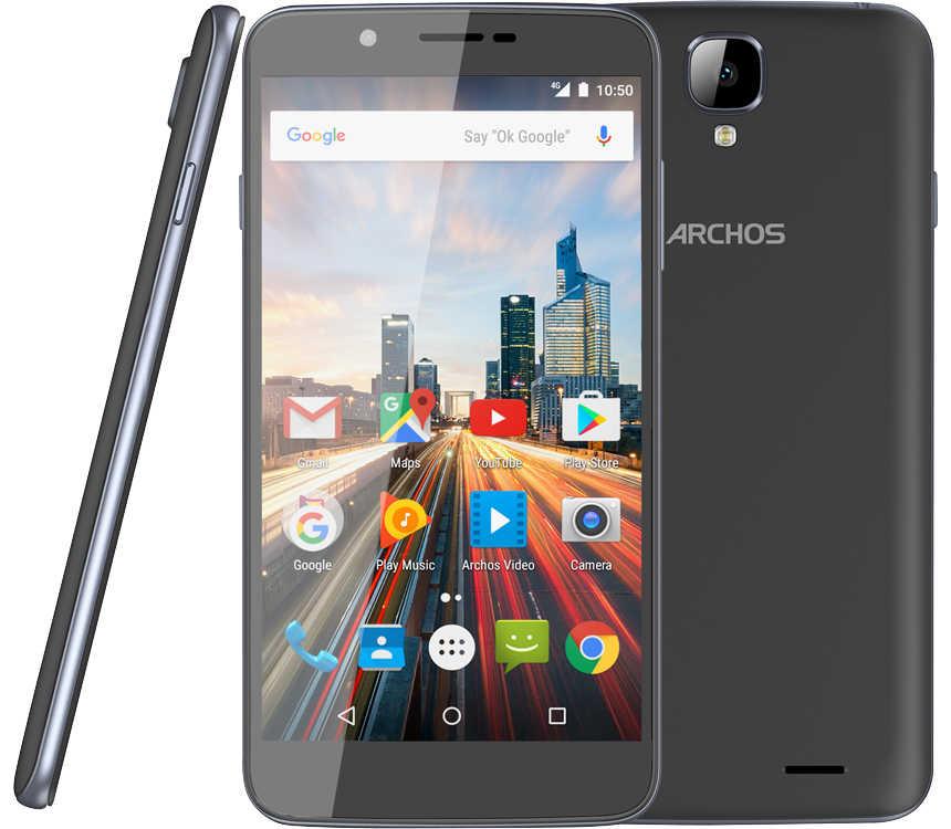 5,5 Zoll Smartphone Archos 55 Helium Ultra