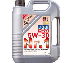 Abbildung des Angebots LIQUI MOLY Motorenöl Nr. 1 »5W-30«