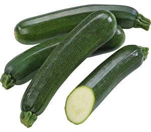 Abbildung des Angebots span. Zucchini