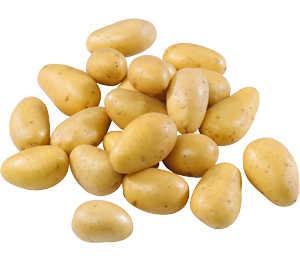 Abbildung des Angebots israel. kleine Speisefrühkartoffeln