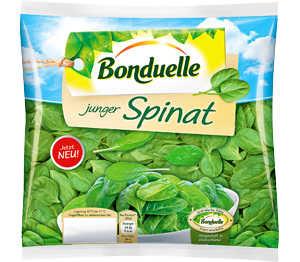 Abbildung des Angebots Bonduelle »Junger Spinat«