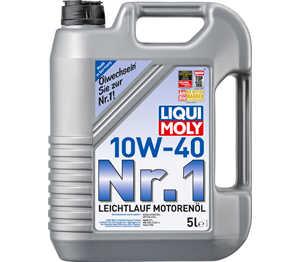 Abbildung des Angebots LIQUI MOLY Leichtlauf-Motorenöl Nr. 1 »10W-40«