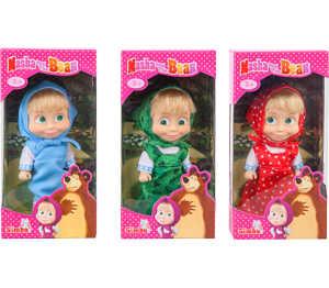 Abbildung des Angebots Mascha und der Bär Puppe