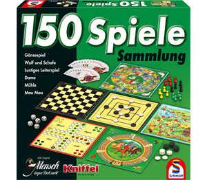 Abbildung des Angebots Schmidt-Spiele Spielesammlung