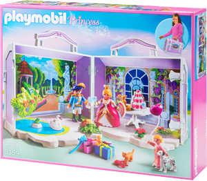 Abbildung des Angebots playmobil Mein Mitnehm-Köfferchen Prinzessinnen-Geburtstag