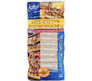 Abbildung des Angebots Kupfer Käse-Bacon-Bratwürstchen