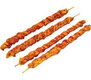 Abbildung des Angebots Grillfackeln vom Schweinebauch, grillfertig mariniert