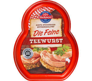 Abbildung des Angebots Stockmeyer Teewurst
