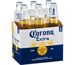 Details zu Corona Extra Bier Sonnenbrille mit Brillenetui NEU OVP UV 400 weiß beer