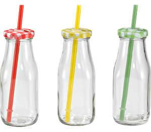 Abbildung des Angebots Smoothie-Glasflasche Volumen ca. 320 ml