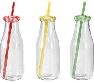 Abbildung des Angebots Smoothie-Glasflasche Volumen ca. 440 ml