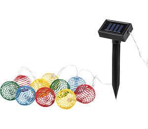 Abbildung des Angebots K-Classic Solar-Lichterkette