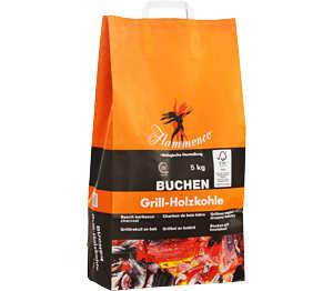 Abbildung des Angebots Buchen-Grill-Holzkohle
