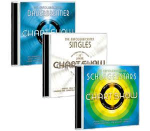 Abbildung des Angebots CD »Die Ultimative Chartshow«