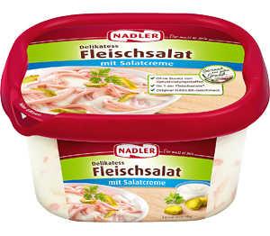 Abbildung des Angebots Nadler Delikatess-Fleischsalat