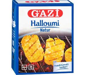 Abbildung des Angebots Gazi Halloumi