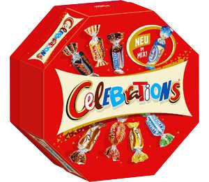 Abbildung des Angebots Celebrations