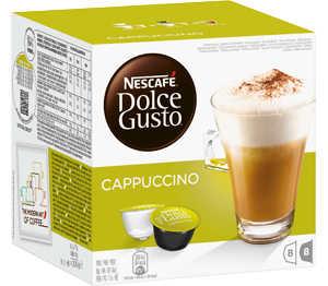 Abbildung des Angebots Nescafé Dolce Gusto Kapseln