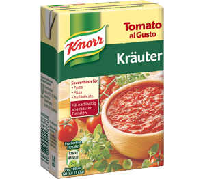 Abbildung des Angebots Knorr Tomato al Gusto