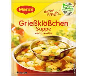 Abbildung des Angebots Maggi Guten Appetit! Suppen
