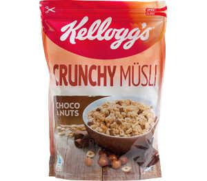 Abbildung des Angebots Kellogg's Crunchy Müsli