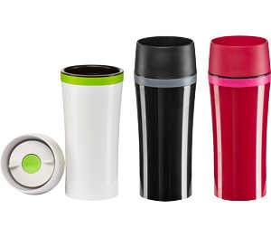 Abbildung des Angebots Emsa Isolierbecher »Travel Mug Fun«