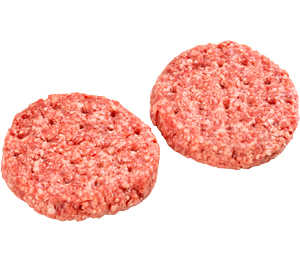 Abbildung des Angebots K-Purland Hamburger Rinderhacksteaks, 2 Stück,