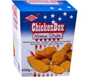 Abbildung des Angebots Stolle Chicken-Box »Home Style«