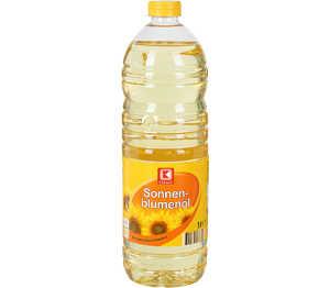 Abbildung des Angebots K-Classic Sonnenblumenöl