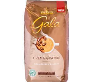 Abbildung des Angebots Eduscho Gala Crema oder Espresso Grande