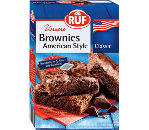 Abbildung des Angebots Ruf Brownies American Style